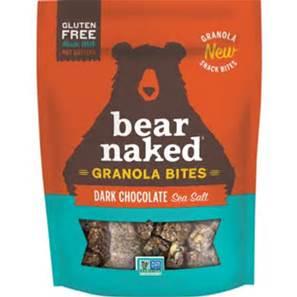 New – $0.75 off any ONE BEAR NAKED Granola Bites