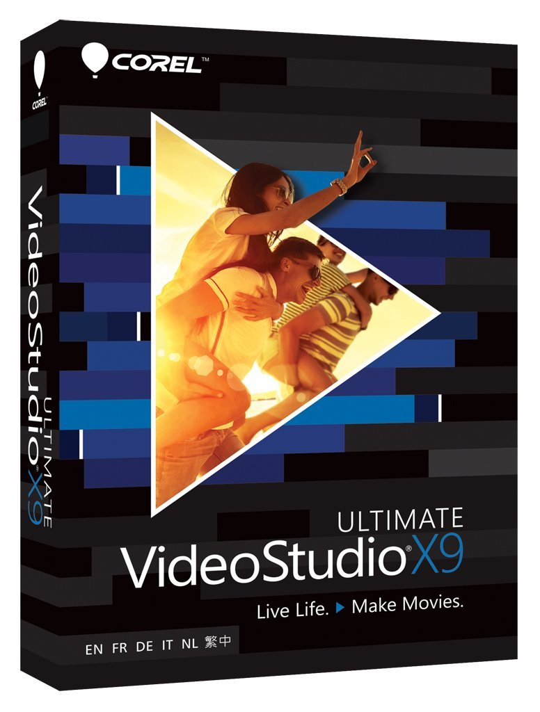 Amazon Deal – Save 70% On Corel VideoStudio Ultimate X9