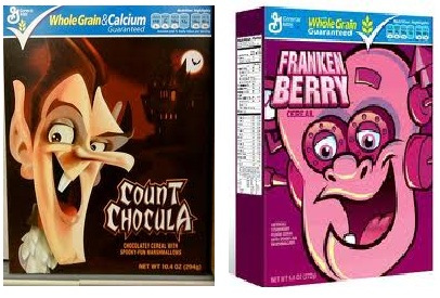 *Super Rare* $0.75 off ONE BOX Count Chocula Cereal Coupon!!