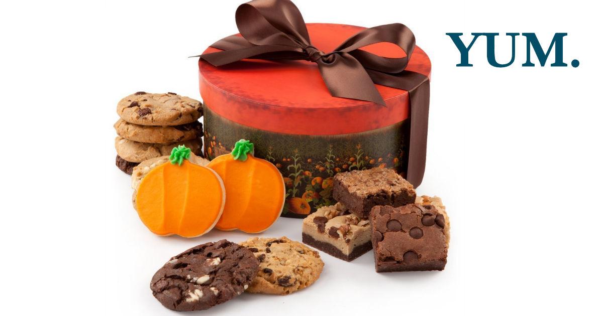 Win a Mrs. Fields Pumpkin Patch Gift Box