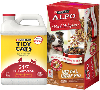 SAVE – Over $9 in new pet coupons including Tidy Cat, Alpo & more!