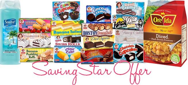New – SavingStar Offers: Suave, Little Debbie & More!
