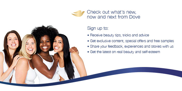 Dove – Free Samples & Coupons