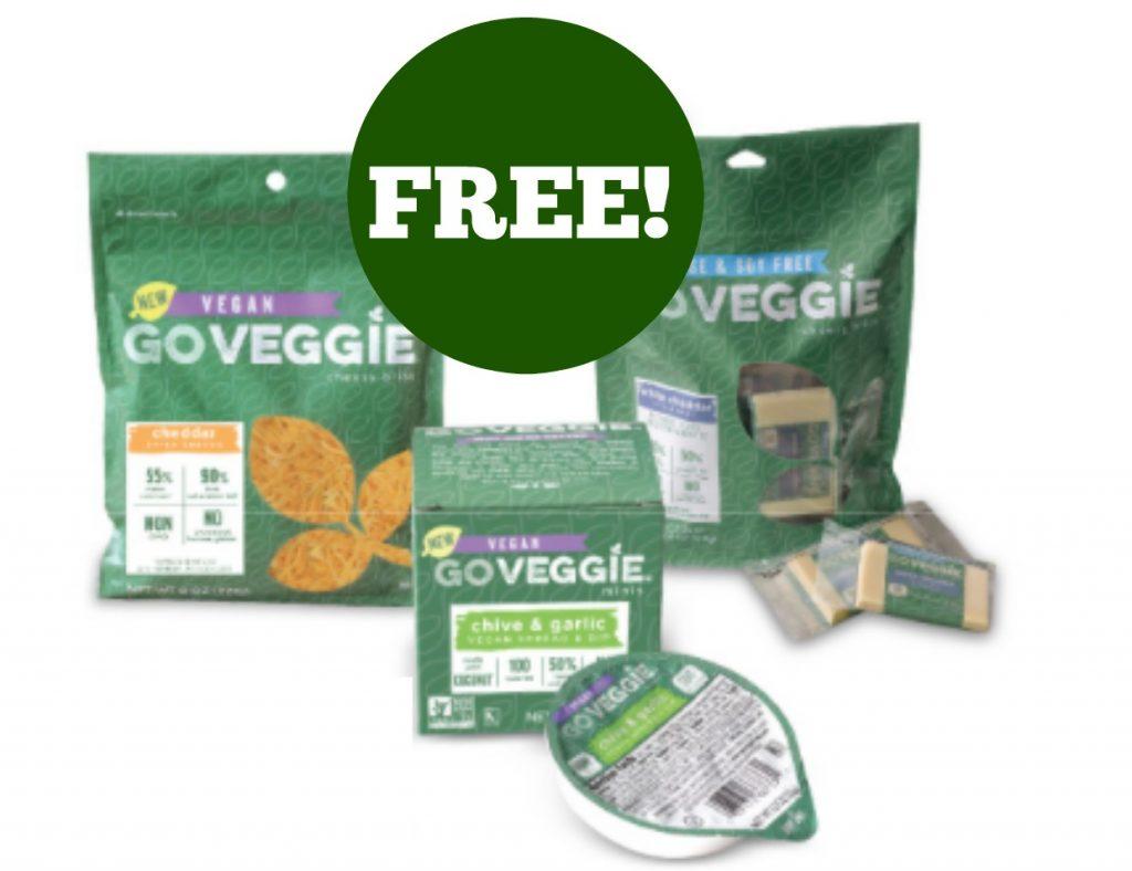 Free GO Veggie Product Coupon