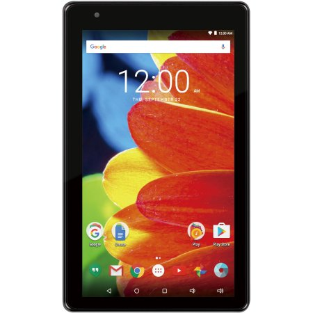 Walmart  -*Hot Deal* RCA Voyager 7″ Tablet Android 6.0 Only $32.19 (Reg. $59.99)