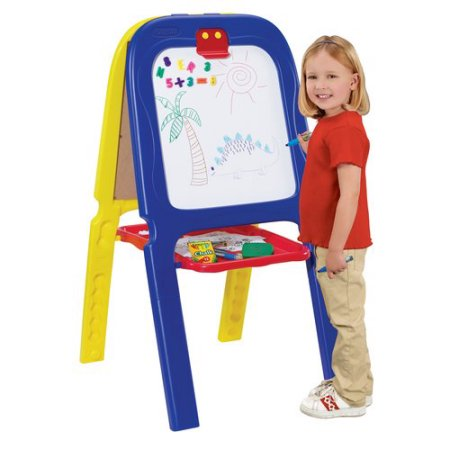 Crayola 3-in-1 Double Stand Up Art Easel Only $24.97 (Reg. $36.61) At Walmart!