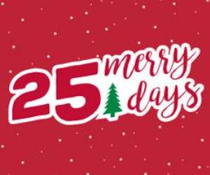 Kroger 25 Merry Days – New Deals