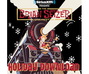 Free Download of The Brian Setzer Orchestra Holiday Collection
