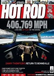 *FREE* One-Year Digital Subscription To Hot Rod Magazine!