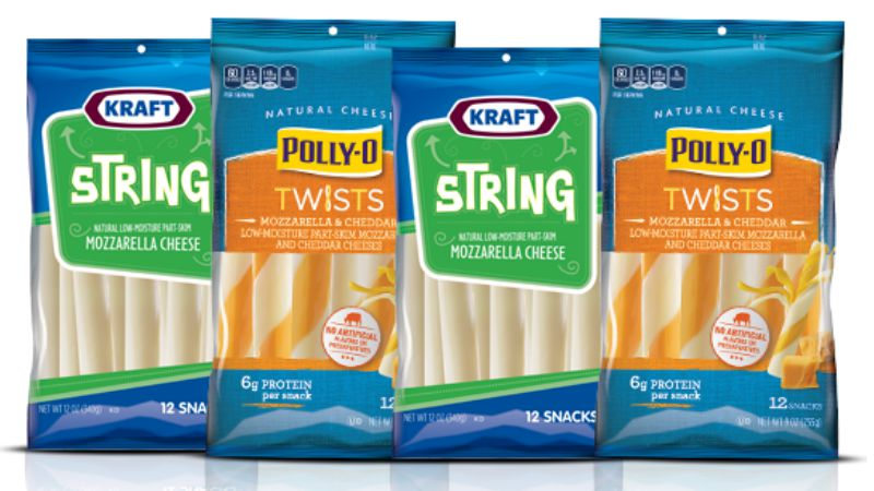 *High Value* $1.25 off one KRAFT or POLLY-O String Cheese