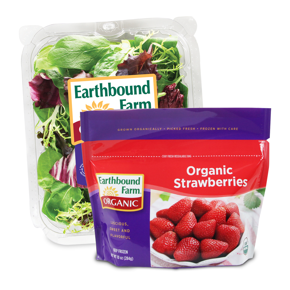 *Rare* $2.00 off any 2 Earthbound Farm Coupon