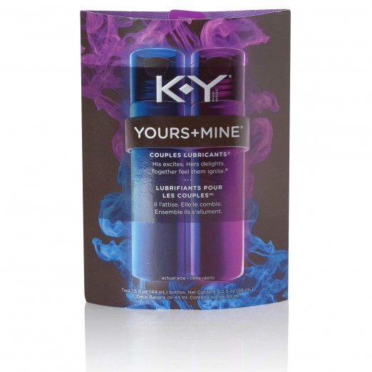 Save – $2.00 off one K-y Yours+Mine, Intense, LOVE, or Touch Product