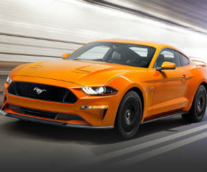 Win a 2018 Ford Mustang GT with $5,000 in Performance Parts