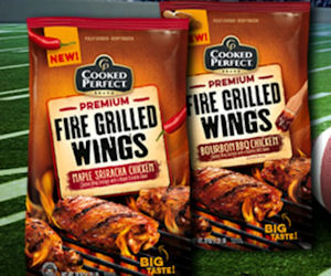 Host a Free Cooked Perfect Wings & Hoops House Party