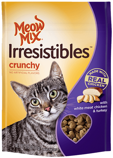New Coupon – $0.55 off one Meow Mix