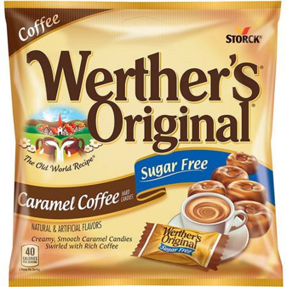 SAVE- $0.75 when you buy 1 bag of Werther's Original Sugar Free