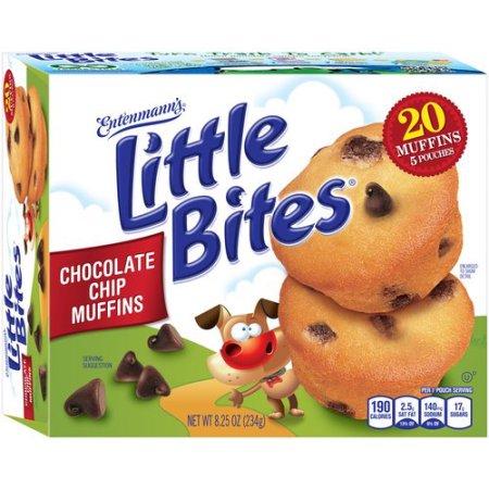 SAVE – $0.50 ONE (1) Entenmann's Little Bites Muffins