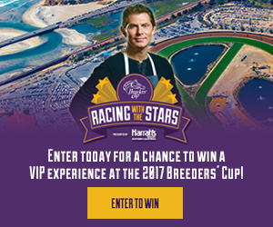 Enter The Breeders Cup VIP Experience Sweepstakes