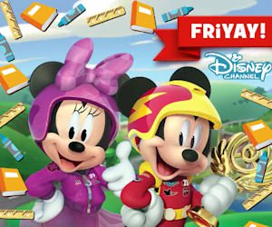 Free Disney Back-To-School Pack – Select Cities