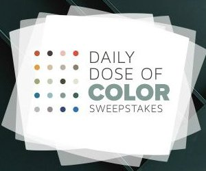 Win a $200 Home Depot Gift Card & Behr Paint Sample