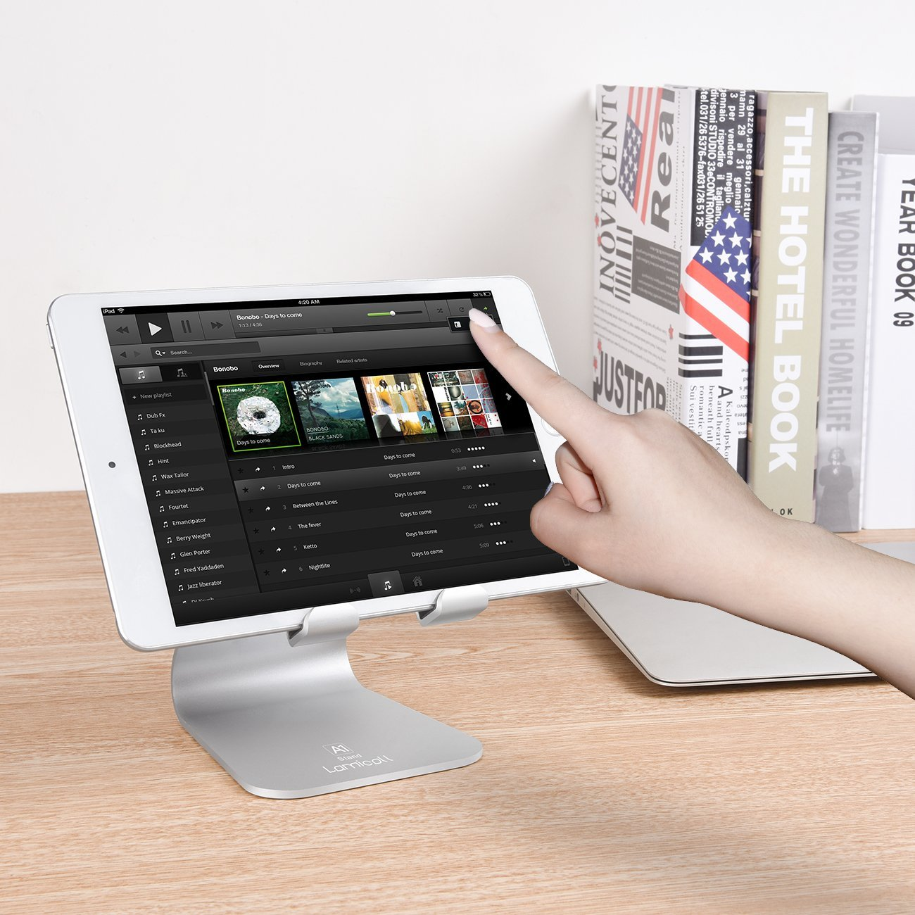 Amazon Deal: Tablet Stand Multi-Angle Only $13.71 {Reg $69.99}
