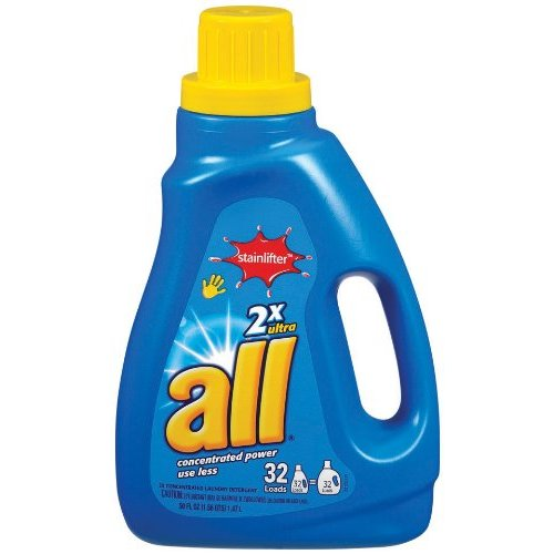 All Laundry Detergent Only $0.98 At CVS