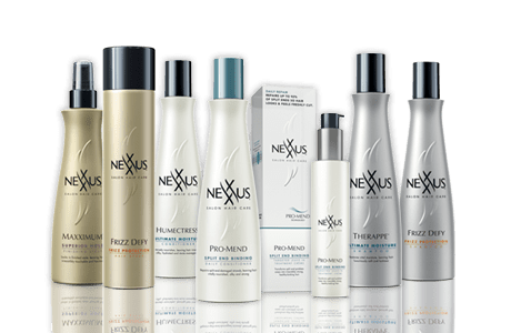 Free Samples of Nexxus Therappe and Humectress Hair Care