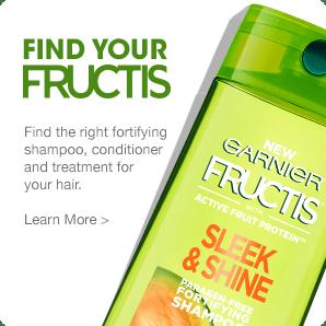 Free Garnier Sleek & Shine Zero Sample Pack