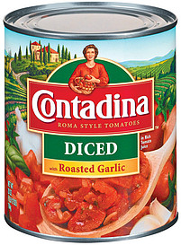 Contadina Whole, Diced or Crushed Tomatoes