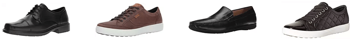 Amazon – Up to 40% off ECCO shoes for men and women