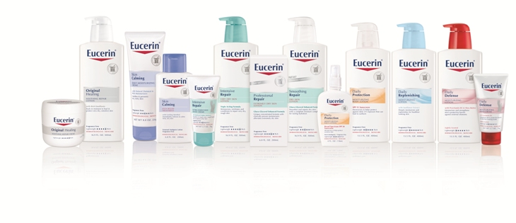 High Value Eucerin Coupon – Save $3.00 on any ONE (1) Eucerin