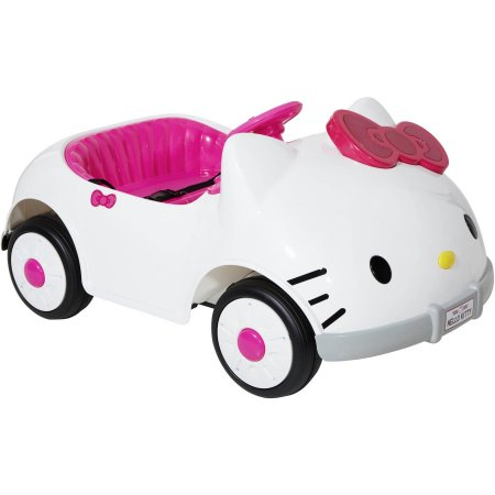 Hello Kitty Ride On Car