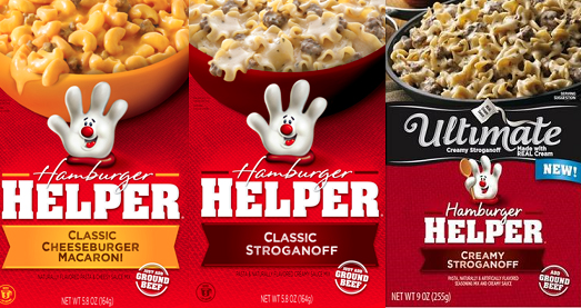 Save $0.75 when you buy THREE BOXES any flavor Helper OR Ultimate Helper Skillet Dishes