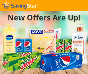 *Hot* New SavingStar Offers Are Up – Pepsi/Mtn Dew, Suave, St. Ives & More!