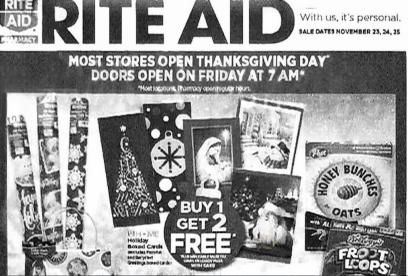 Rite Aid Black Friday Deals 2017