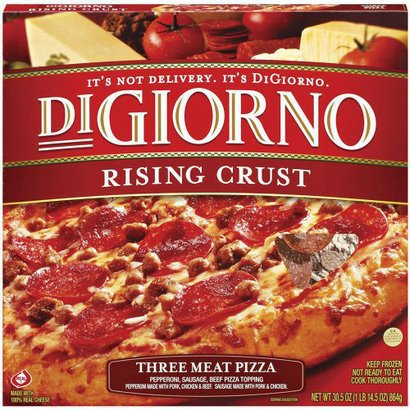 DIGIORNO Pizza Coupon – Save $3.00 when you buy any (3) DIGIORNO Pizzas