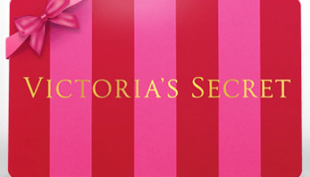 Free Victorias Secret Gift Card Giveaway