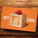 Win a $2500 Home Depot Gift Card