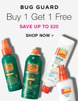 Skin So Soft Bug Guard – Buy 1, Get 1 Free