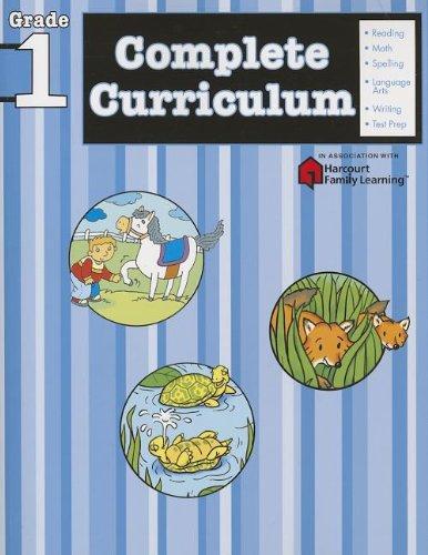 First Grade Complete Curriculum Workbook Only $13.96 (Reg. $19.95)
