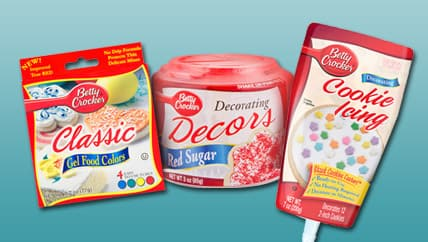 Save $1.00 On Any TWO (2) Betty Crocker Decorating Products
