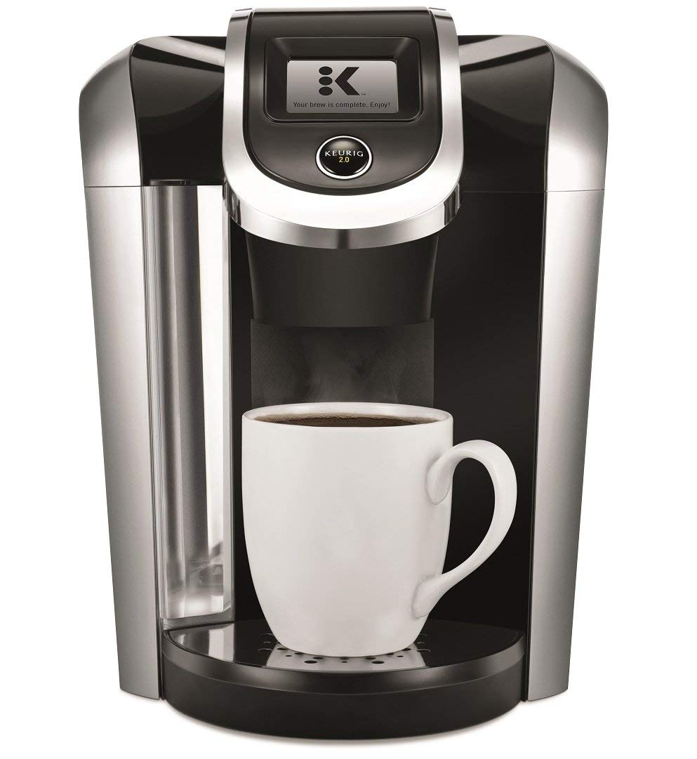 Keurig K475 Coffee Maker Only $69 ($149.99) Today Only