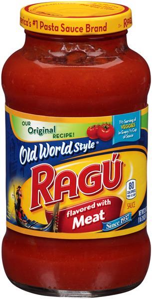 New RAGÚ Pasta Sauce Coupon = $1 Sauce At Dollar General