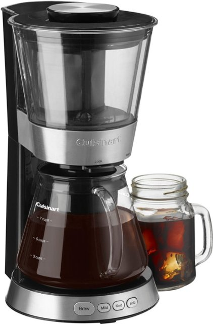 Cuisinart Cold-Brew Coffee Maker ONLY $49.99 (Reg $100)