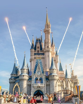 Win a $4,900 trip for 4 to the Walt Disney World Resort