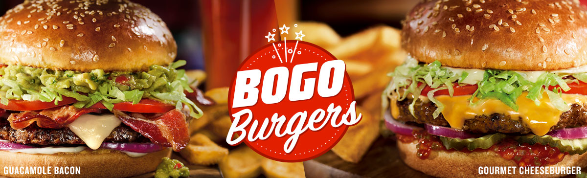 Buy One Burger, Get One Free at Red Robin