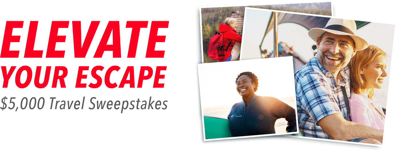 Win $5000 Cash from AARP Elevate Your Escape Sweepstakes