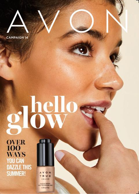 Avon Deals – Shop The New Campaign 14 Avon Brochure!