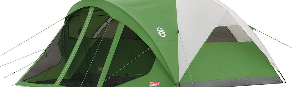 Coleman Evanston Dome Tent w/ Screen Room ONLY $87.99 (Reg $200)