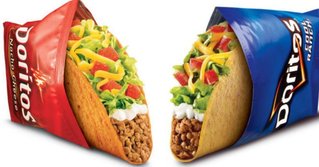 Free Doritos Locos Taco at Taco Bell – Today
